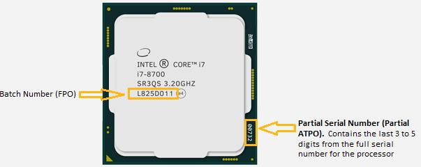 intel cpu ファームウェア 確認方法