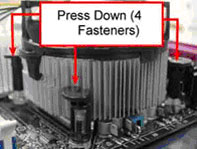 Actuate fasteners