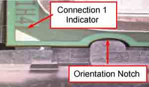 Processor installation image