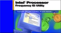 Utilitário para a identificação da frequência do processador Intel®