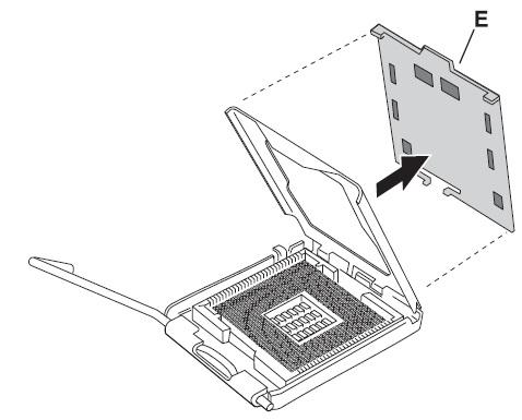 Processor Installation step 3