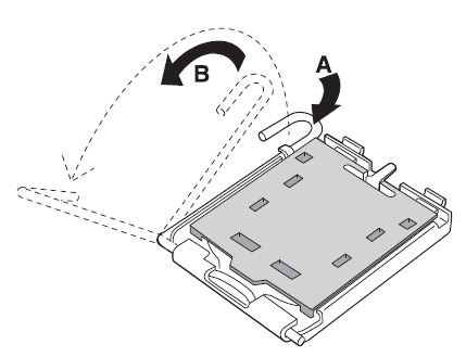 Installation process step 1