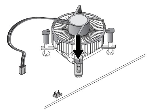 Installation process step 8