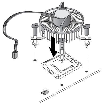 Installation process step 7