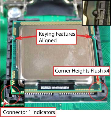 processor installation step 6