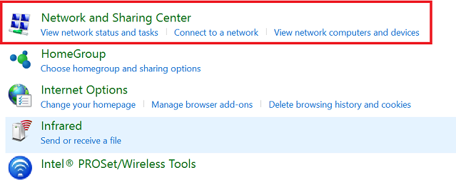 DNS Suffix Configuration Steps Required when Hub or Client