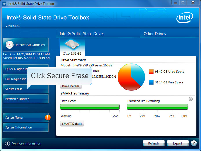 Three Ways To Run Low-Level Format Using Intel® Software Tools