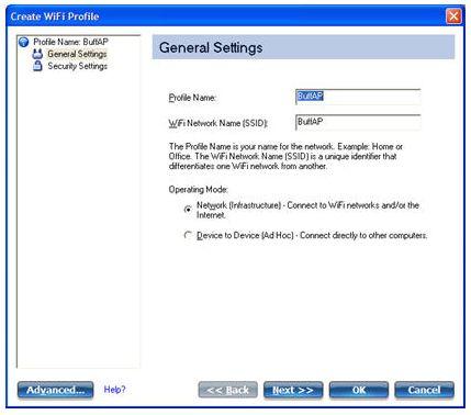 Configuring Security Manually