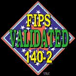FIPS validated logo