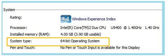 Windows* version
