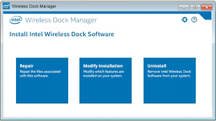 install dock manager