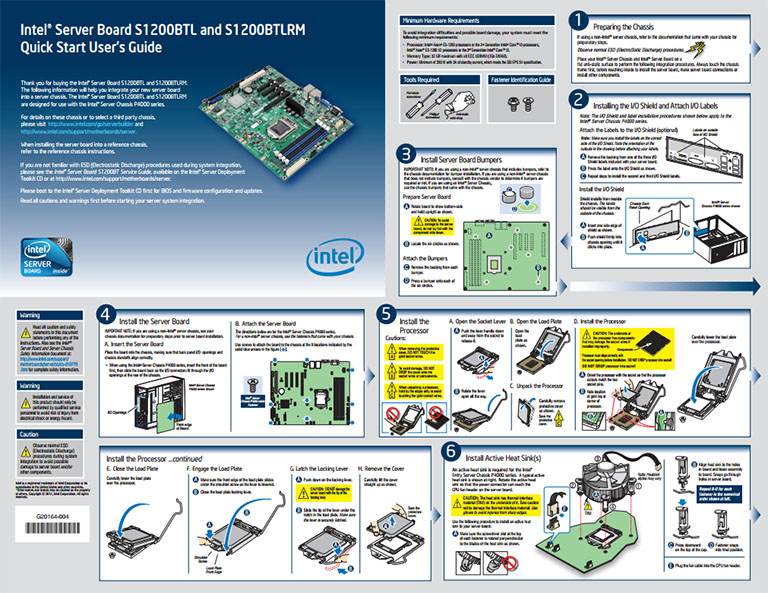 INTEL S1200BTL SERVER BOARD EFI TREIBER WINDOWS 7