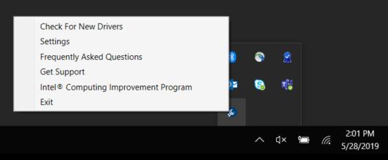 Intel® Computing Improvement Program