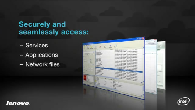 Get Cloud Ready with Lenovo Secure Cloud Access*