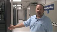 Retrofitted Data Center Tour