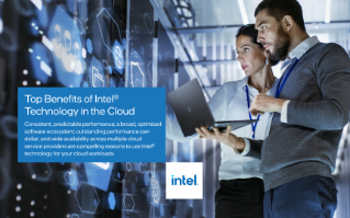 Top Benefits of Intel Technology in the Cloud