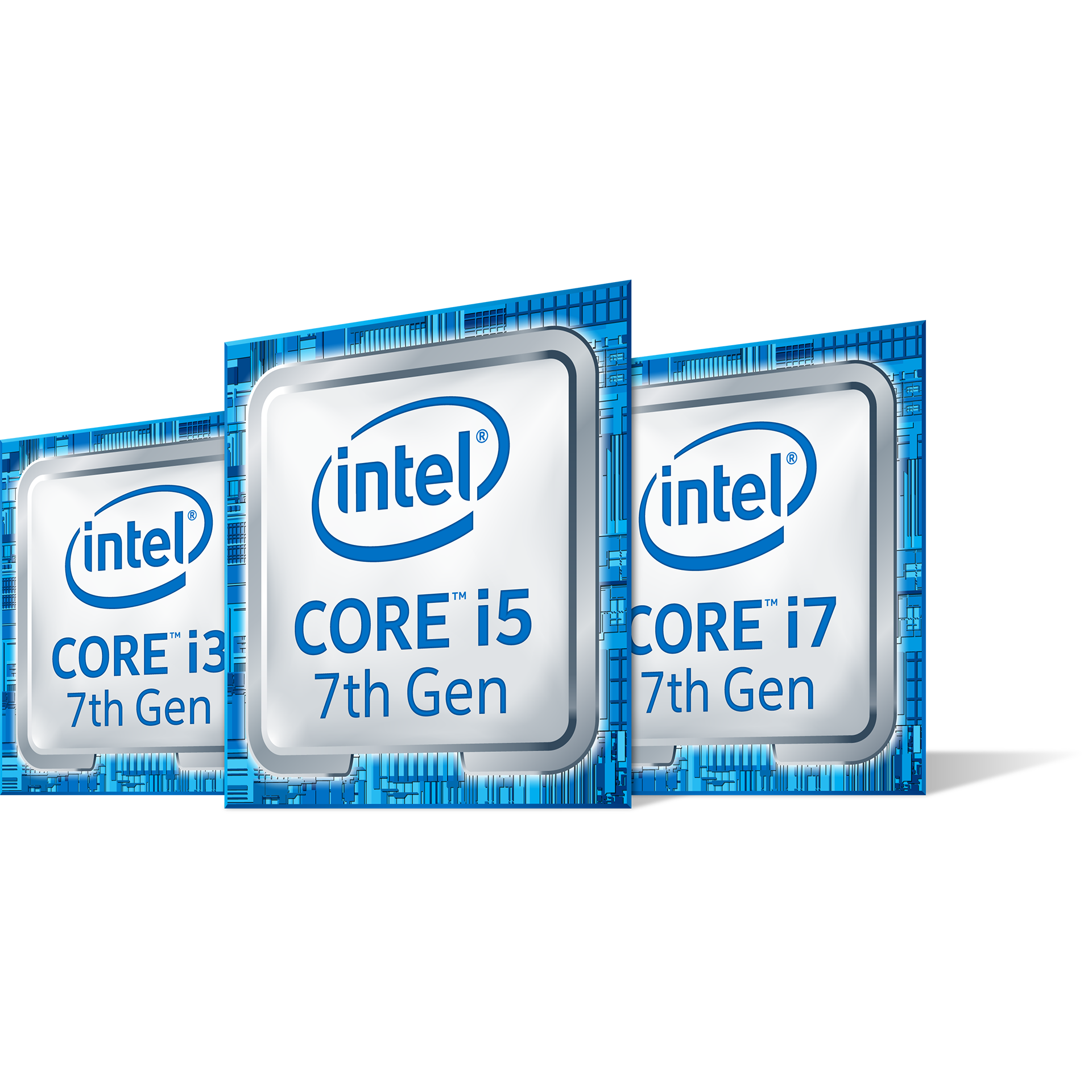 7:e generationens Intel® Core™ processorer