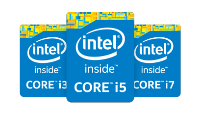 Intel Processors Logo Intel® Core™ Processor Family