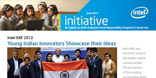 Intel India Corporate Affairs Group Newsletter