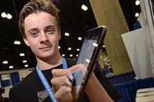 2014 Intel ISEF Young Scientist Award winner Lennart Kleinwort
