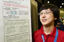 2014 Intel ISEF Gordon E. Moore Award winner Nathan Han