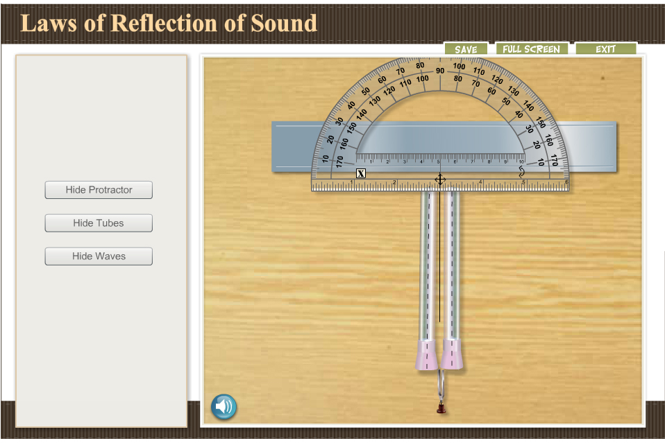 Amrita Simulation: Laws of Reflection of Sound