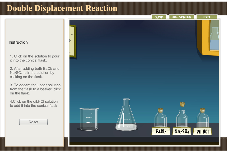 how to tell if a double displacement reaction will occur
