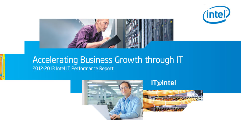 Intel IT Annual Report