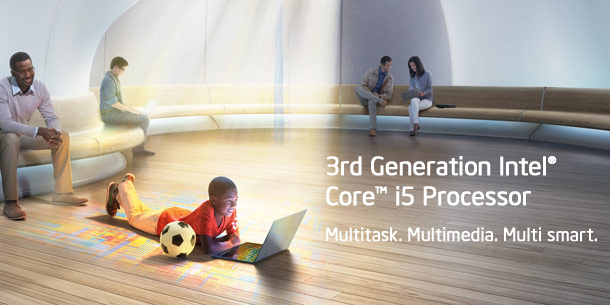 3rd Gen Intel® Core™ i5 Processor