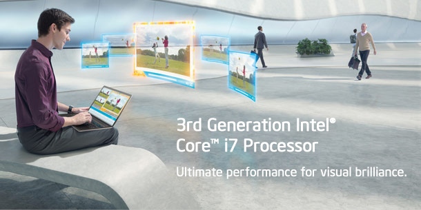 3rd Gen Intel® Core™ i7 Processor