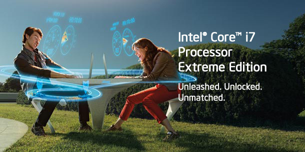 Intel® Core™ i7 Extreme Edition Processor