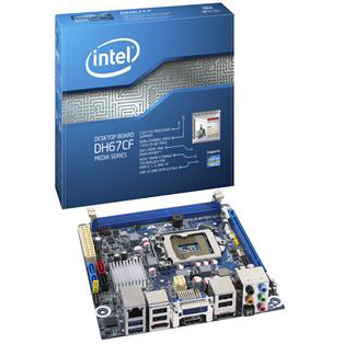 Intel® Desktop Board DH67CF