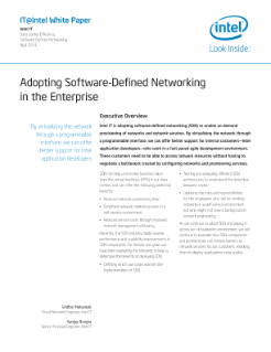 Network Provisioning: Now with Self-Service