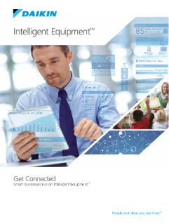 Intel and Daikin Applied Offer Intelligent Equipment* Solutions