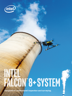 Intel® Falcon™ 8+ System for Professional Inspection and Surveying Brochure