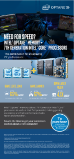 Faster Gaming with Intel® Optane™ Memory