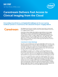Clinical Imaging at Carestream