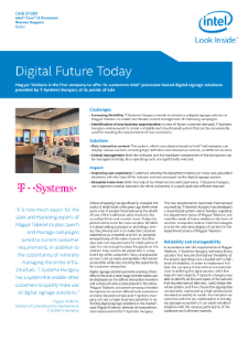Magyar Telekom: Digital Future Today