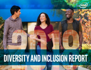 2018 Annual Intel Diversity and Inclusion Data Addendum