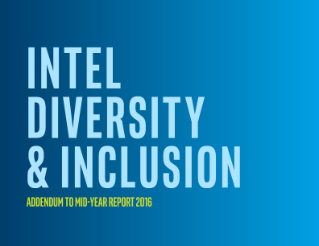 Intel Diversity and Inclusion Annual Report 2016 Addendum