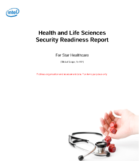 Health and Life Sciences Security Readiness Report