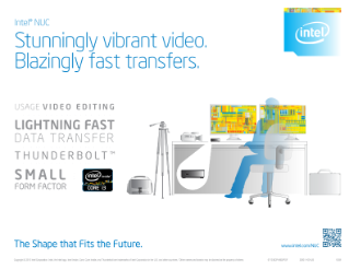 Speed Data Transfers with Intel® NUC