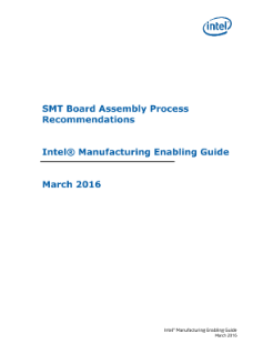 SMT Board Assembly Process Guide