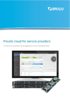 Private Cloud for Service Providers