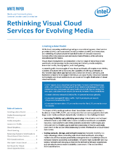 Rethinking Visual Cloud Workload Distribution
