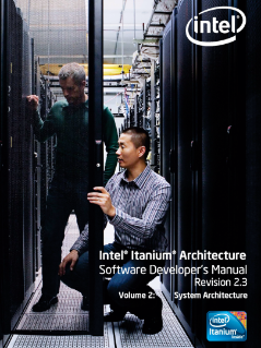 Intel® Itanium® Architecture Software Developers Manual, Volume 2