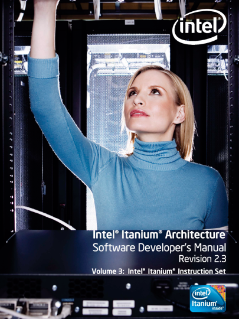 Intel® Itanium® Architecture Software Developers Manual, Volume 3