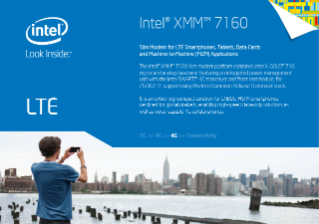 Intel® XMM™ 7160 Brief