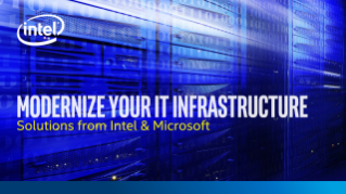 IT Modernization with Intel and Microsoft
