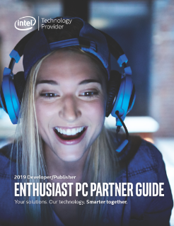 Enthusiast PC Specialty Benefits Partner Guide